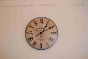 Alphabiotic clock