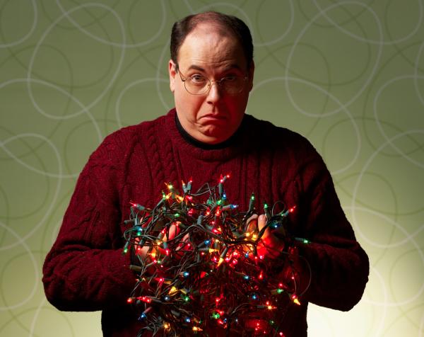 Christmas Light Stress Disorder